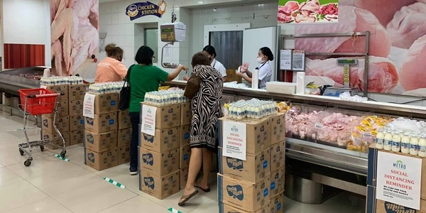 Metro Grocery Stores Remain Open During COVID-19 Pandemic