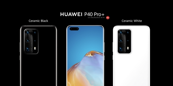 Huawei Launches Its New Huawei P40 Series Flagship Smartphones