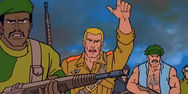 G.I. Joe Cartoon Series From The '80s Now Available on Youtube
