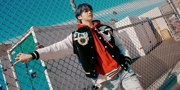 Kang Daniel Returns with the New Mini Album 'Cyan'