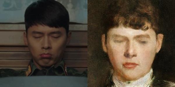 We Tried AI Gahaku to Turn Our Favorite K-Drama Characters Into Renaissance Paintings