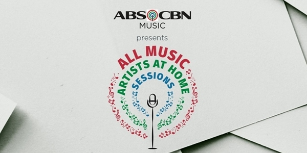 Read more about the article ABS-CBN Music's Daily Concerts Continue to Stream For Free Online
