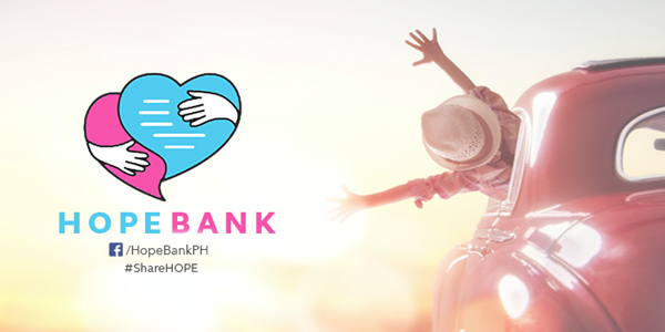 Share Inspiring Stories and Messages Through Globe's Hope Bank Community