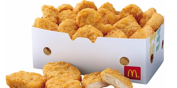Cook Chicken McNuggets at Home with McDonald's Cook-It-Yourself Packs