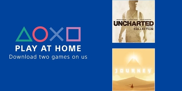 Playstation Games 'Uncharted' Collection and 'Journey' Becomes Free