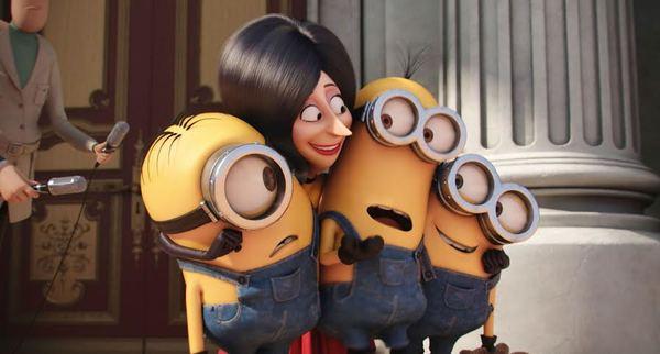 Movie Minions