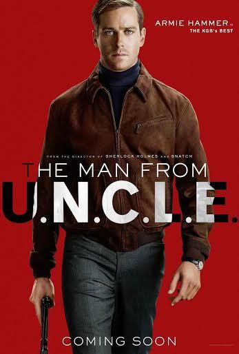 Movie The Man from U.N.C.L.E.