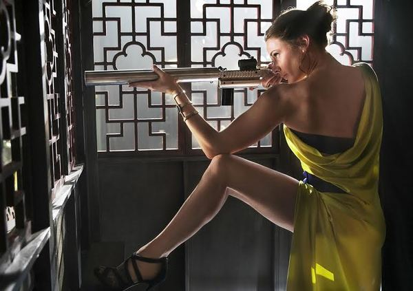 Movie Mission: Impossible - Rogue Nation