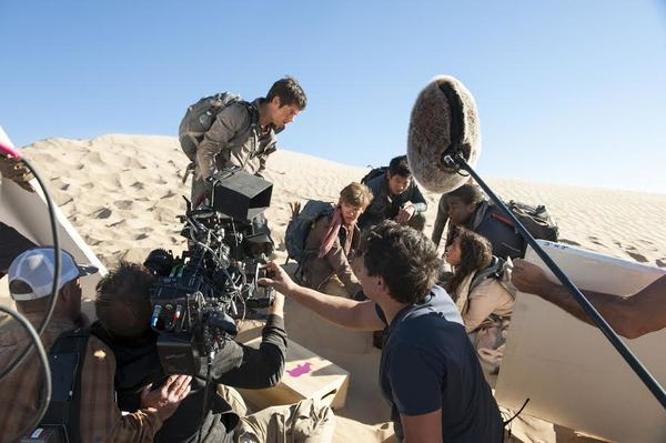 Movie Maze Runner: The Scorch Trials
