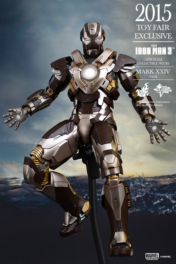 Iron Man Tank