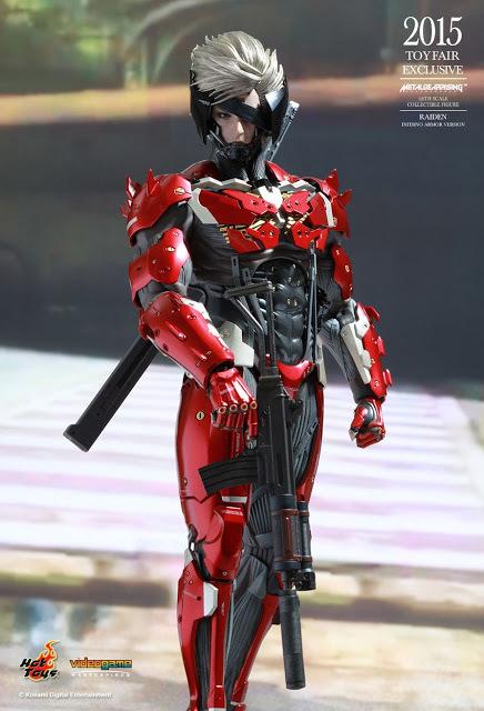 Metal Gears Raiden