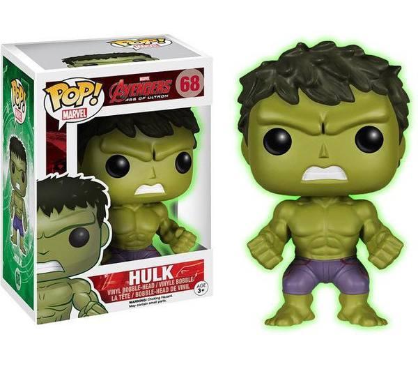 Glow In The Dark Hulk