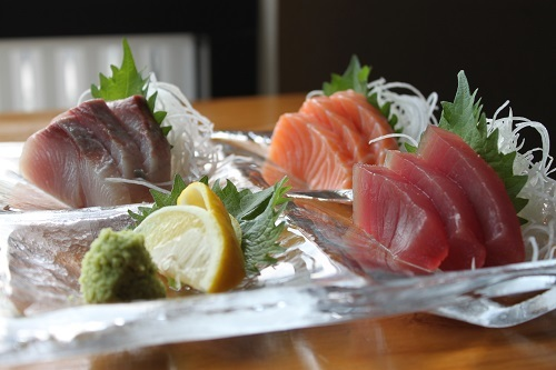 Sashimi Mori (P770/Regular, P550/Promo): 3 Kinds of Sashimi