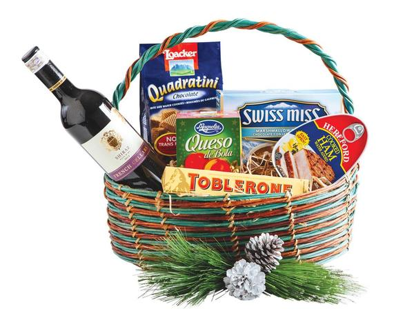 Christmas Gift Packages.Holiday Gift Baskets For Yuletide Season At Rustan S