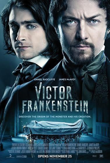 Movie Victor Frankenstein