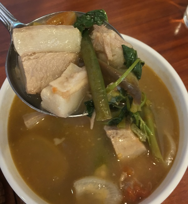 how to cook sinigang na hipon sa kamias