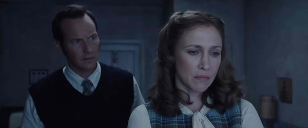 Patrick Wilson and Vera Farmiga