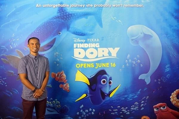 Paul Abadilla Pixar Animator