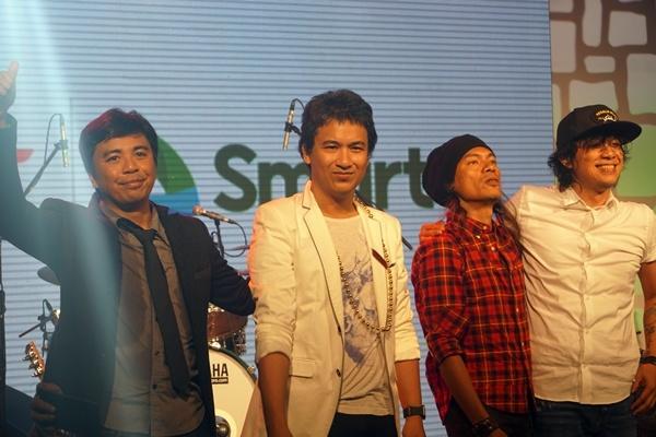 Eraserheads Performance PLDT Smart