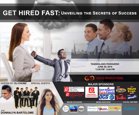 get hired fast