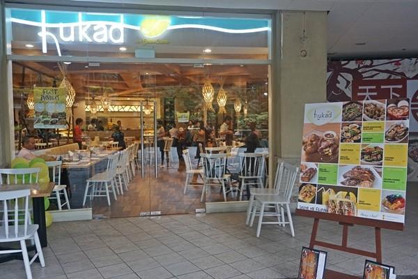 Hukad sa Golden Cowrie Trinoma Mall