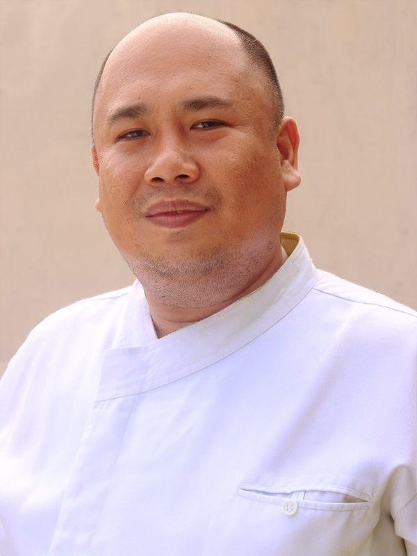 "Chef Myke ""Tatung"" Sarthou"