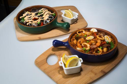 Cazuela Spanish Colonial Cuisine