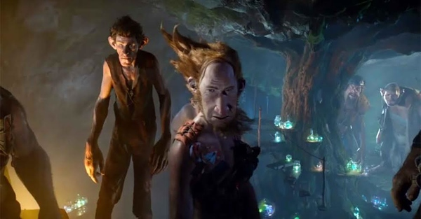 Meet The Other Giants In Disney S The Bfg Clickthecity Movies