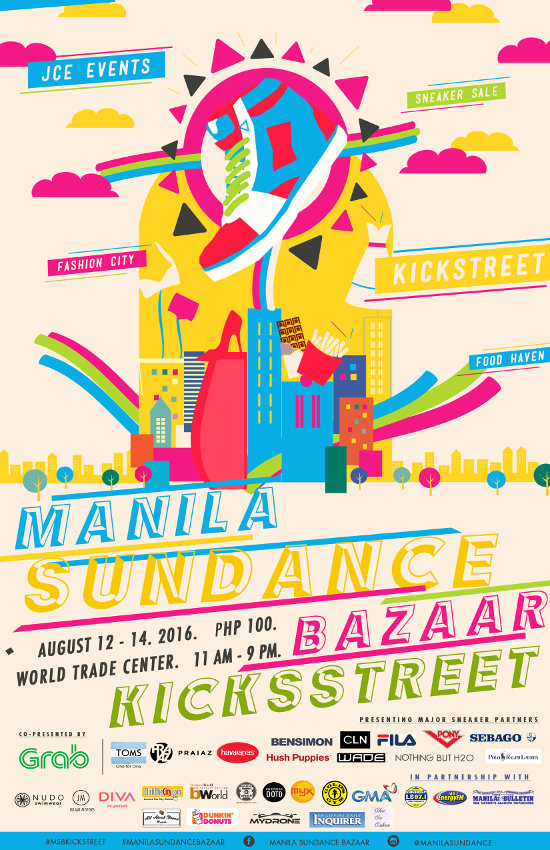 Manila Sundance Bazaar: Kickstreet