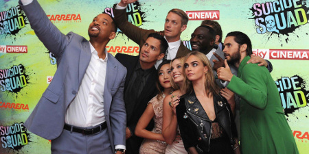 Suicide Squad London Premiere
