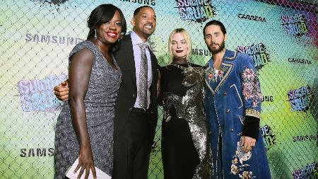 Suicide Squad New York Premiere