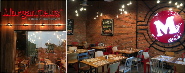 Morganfield's SM Mall of Asia
