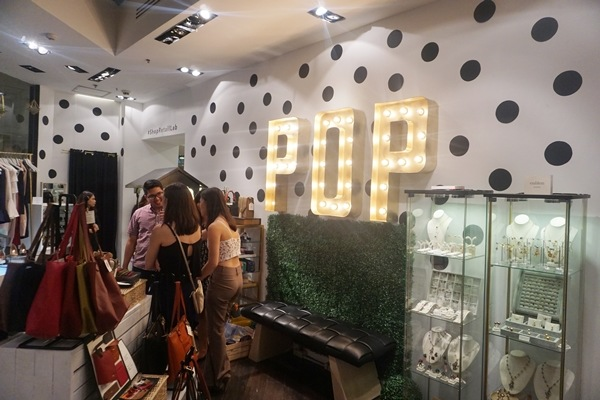 Pop by Retail Lab at Power Plant Mall
