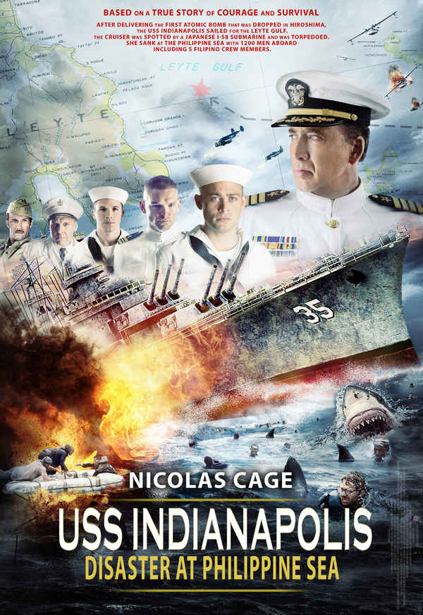 USS Indianapolis: Disaster at Philippine Sea