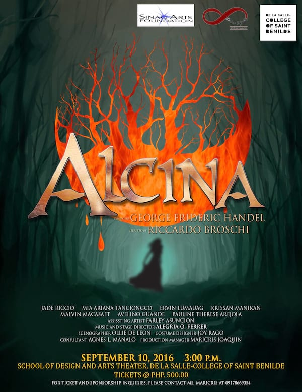 Alcina @ ClickTheCity Events
