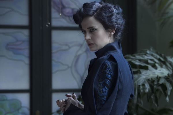 Eva Green for Miss Peregrine's Home for Peculiar Children