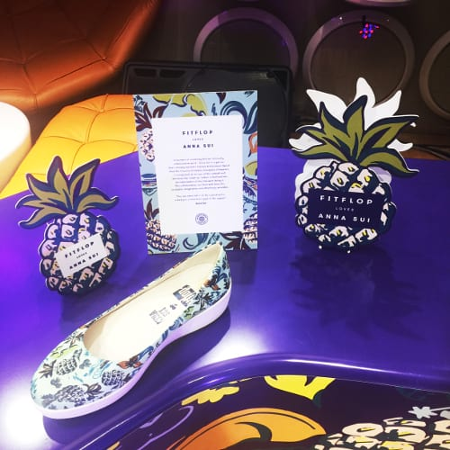 FitflopxAnna Sui