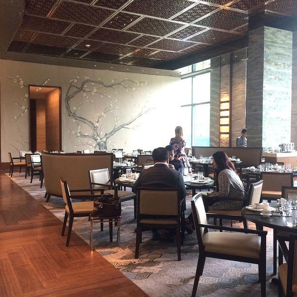 Man Ho Chinese Restaurant at Marriott Manila
