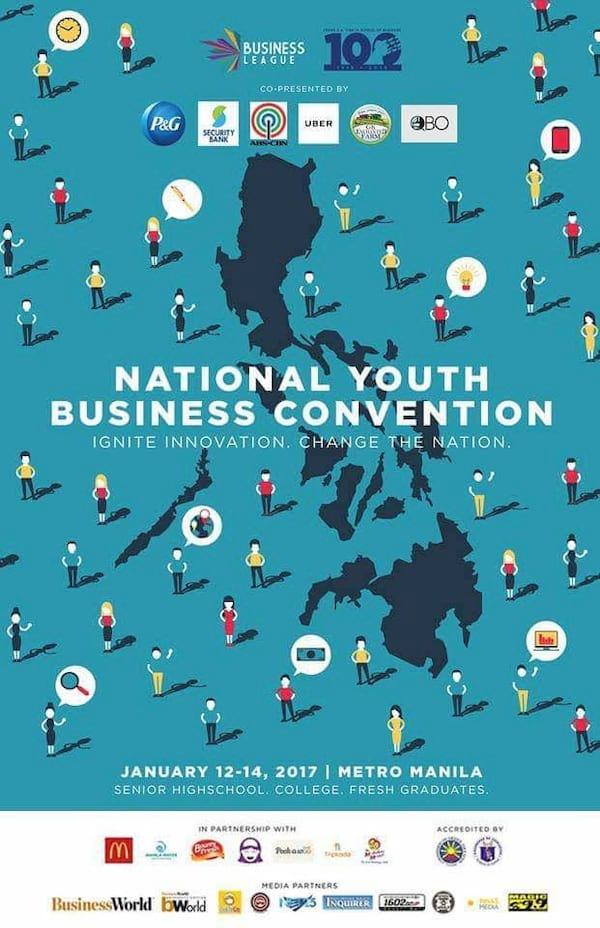 National Youth Business Convention Manila