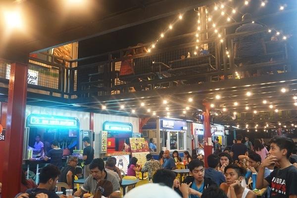 metro manila food park