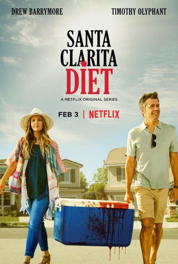 Sta Clarita Diet Poster