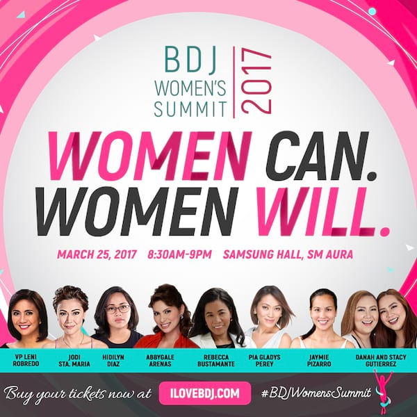 BDJ Women's Summit 2017