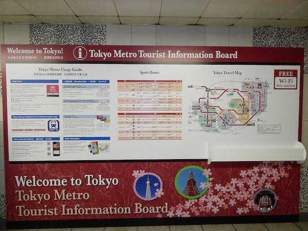 Guide to Tokyo Metro Japan