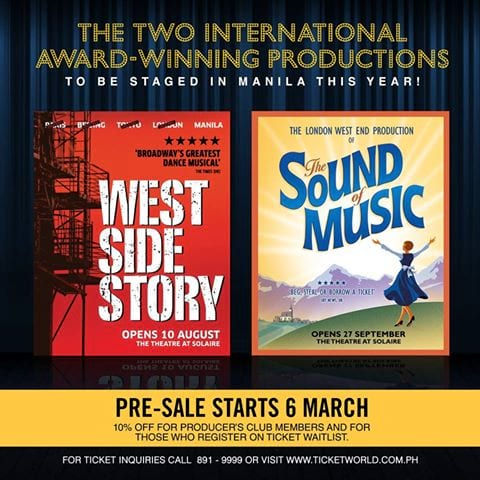 West Side Story and The Sound of Music