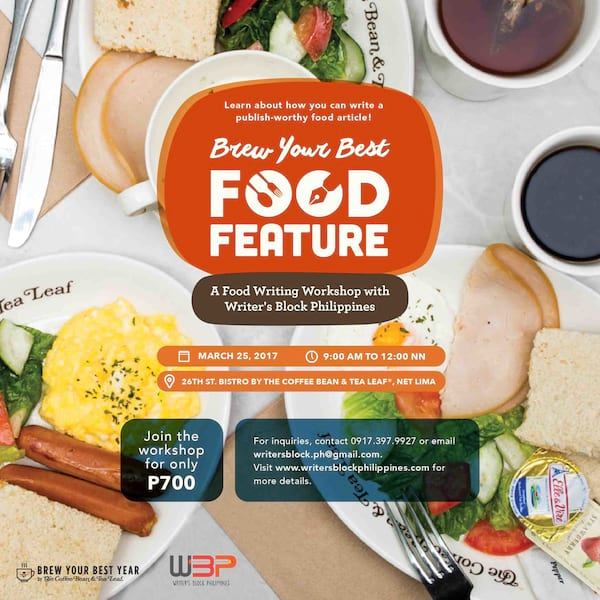 Brew Your Best Food Feature