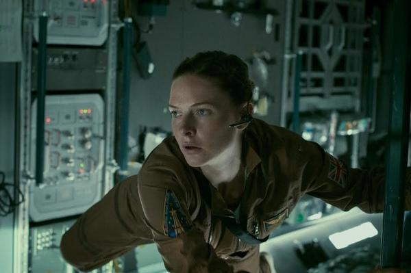 Rebecca Ferguson Must Contend With An Alien Creature In -8449