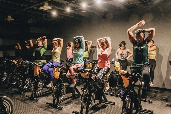 CycleHouse: An Indoor Cycling Studio is Now Spinning in Ortigas