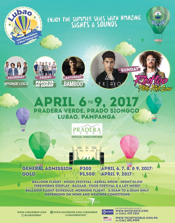 Lubao Internation Balloon Festival