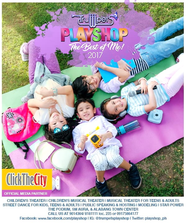 Trumpets Playshop The Best of Me 2017