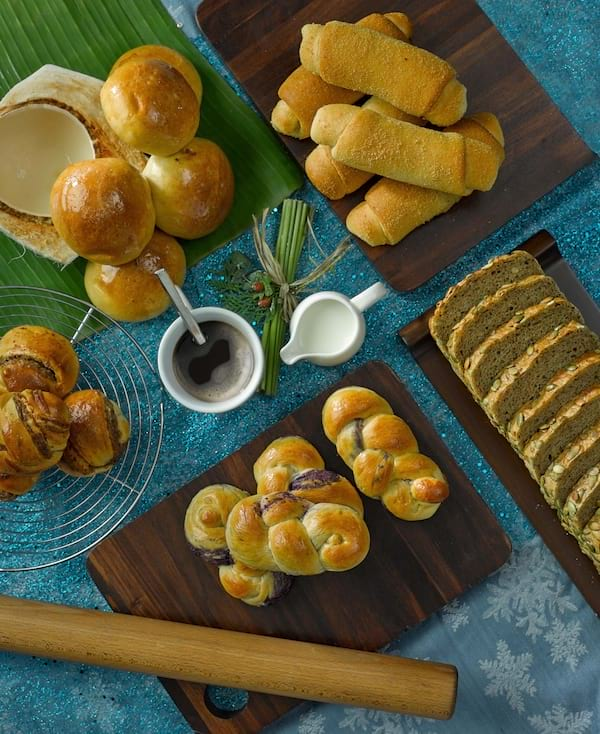 Marriott Manila Goes Local with Pan de Coco